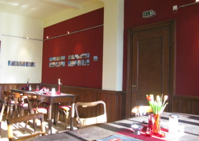 Rotes Café