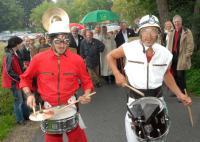 Percussion-Duo GO!