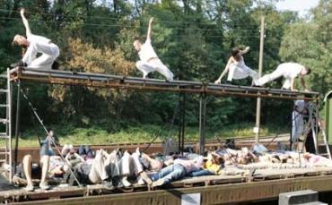 Zugkräftige Tanzstationen