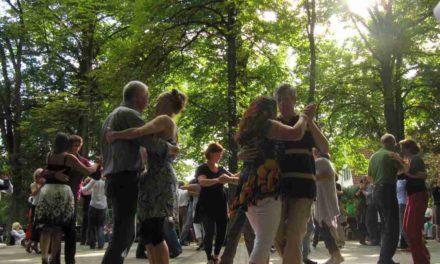 Tango open-air am Haseschacht