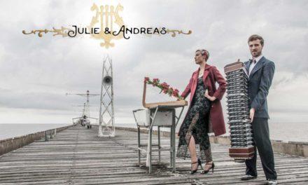 "Tango-Weihnachtskonzert mit Julie <span class=""amp"">&</span>Andreas"